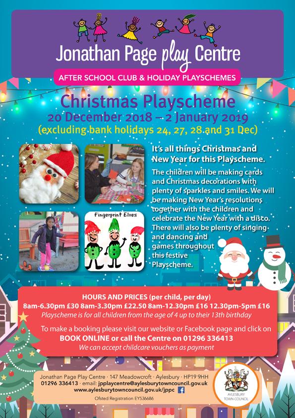 42108 ATC - JPPC Christmas Playscheme Poster HR